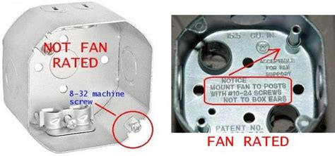fan rated octagon box fan rated electrical box fan free engine image for user