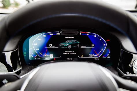 bmw alpina  xdrive car