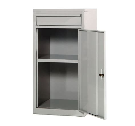 Single Drawer Cupboard With One Shelf | Lockers & Cabinets