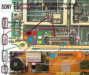 Sony Xperia T3 D5102 Speaker Solution Jumper Problem Ways