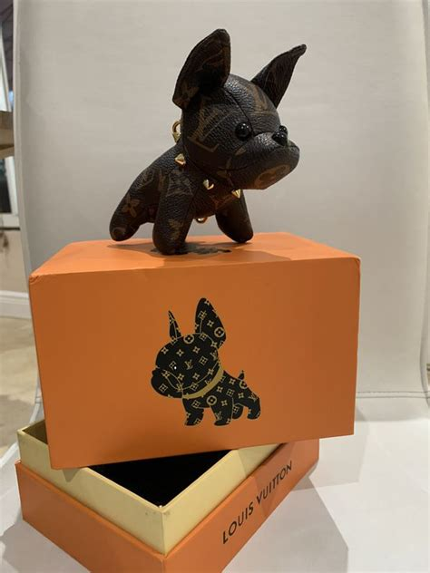 louis vuitton french bulldog bear charm airpod case  sale  north miami beach fl offerup