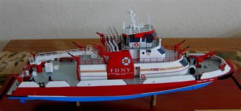 Nyfd Fire Boat by Fdny Fireboat 343 Model Fdny Fire Zone