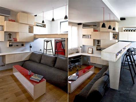 Amazing Tiny Apartment Design