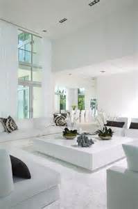 White Interior Homes Miami Home Pictures Highlighting Interior Design In White