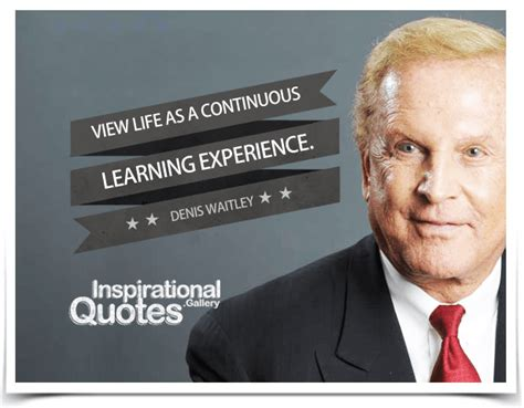 view life   continuous learning experience