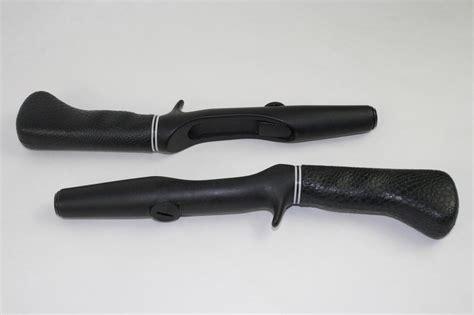 pc fishing rod handles  soft pistol grip freshwater