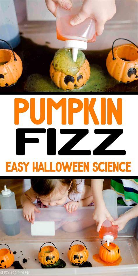 pumpkin fizz science activity busy toddler 363 | PUMPKIN FIZZPIN