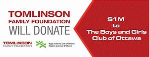 Tomlinson Family Foundation Announces Selected Charity ...