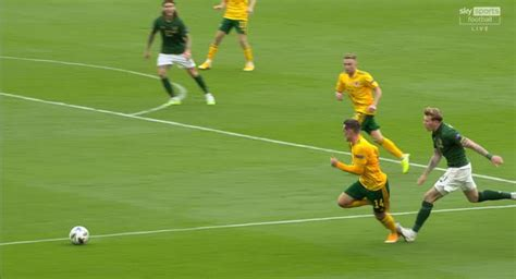 James McClean Sees Red After Picking Two Yellows In Four ...