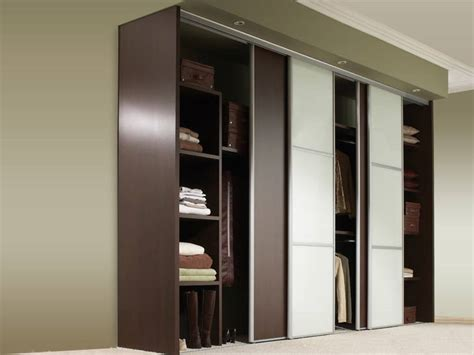 porte de chambre coulissante porte coulissante placard penderie aluminium bois leroy
