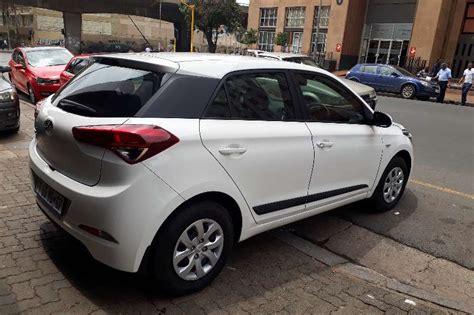 2016 Hyundai I20 1.4 Fluid Hatchback ( Petrol / Fwd