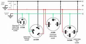 Ac Power Plugs Wire Diagram