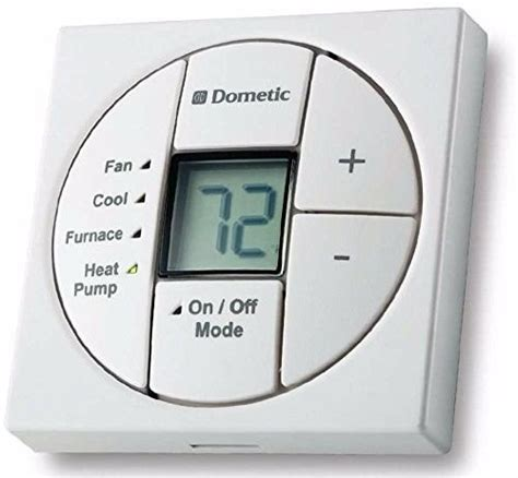 water heater thermostats dometic 3316230 000 duotherm single zone thermostat with