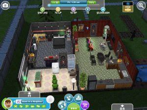 adding  courtesy house  sims freeplay