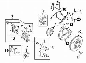 2013 Audi Q5 Actuator Motor  Adjust Motor  Motor  Parking