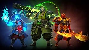 Xin Ember Kaolin Earth Rajin Storm Dota 2 10 Wallpaper HD