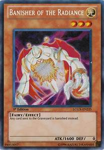 Yu-Gi-Oh Legendary Collection 2 Single Banisher of the ...