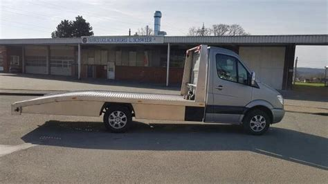 auto nach polen verkaufen abschleppwagen autotransporter aluminium aufbau umbau