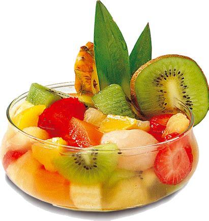 un dessert simple une salade exotique de fruits frais le de domi