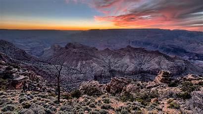 4k Ultra Desktop Canyon Grand Sunset Desktopwalls