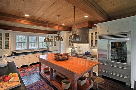 Modern Farmhouse  Traditional  Kitchen  Richmond  By