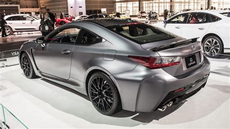 2019 Lexus Rc F 10th Anniversary Special Edition Chicago