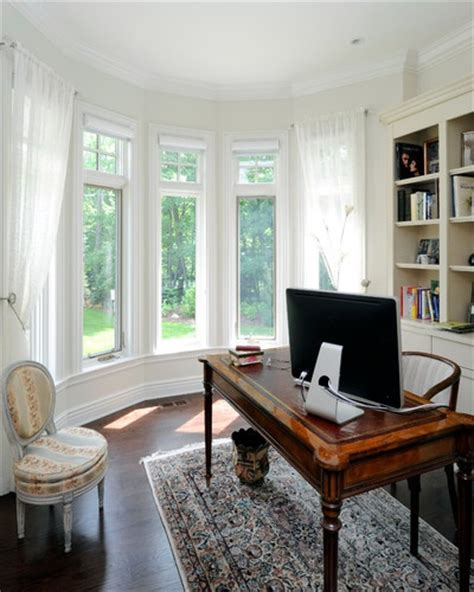 bay window office 7 best images about home office ideas on pinterest