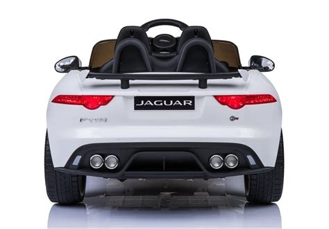 elektroauto jaguar f type wei 223 reifen ledersitz 2 4g usb sd mp3 auto elektrofahrzeuge