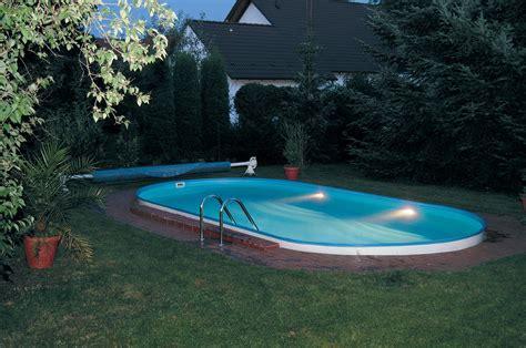 günstige pools zum eingraben trend pool set ovalform 450 x 250 x 120 cm mit sandfilteranlage ovalpools stahlwandpools