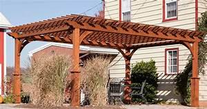 Más de 100 diseños de pérgolas de madera