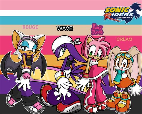 Gambar Wallpaper Kartun Sonic Gudang Wallpaper