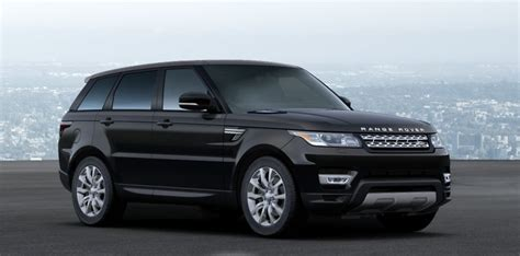 How Would You Configure The 2014 Range Rover Sport?