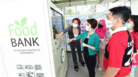 Some bitcoin vending machines are bidirectional, allowing you to buy and sell digital assets. Food bank vending machine launched in Choa Chu Kang for ...
