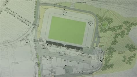 plymouth argyle fans    grandstand plans west country itv news