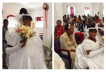 Bride Haiti Weddings Brides Most Child Grooms