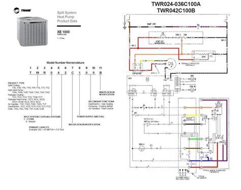 Trane Heat Pump Wiring Diagram Twnca Last Edited