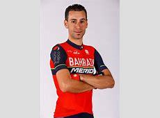 Bahrain Merida Pro Cycling Team Vincenzo Nibali