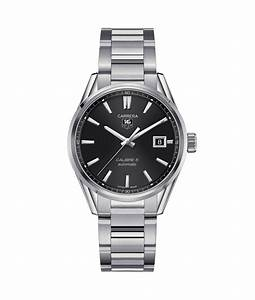 TAG Heuer Carrera Calibre 5 Automatic Watch 39 mm ...