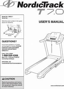 Nordic Track 298221 Owner S Manual