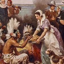 i mockery a brief history of thanksgiving