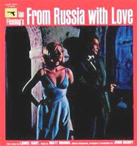russia  love  james bond film starring actor