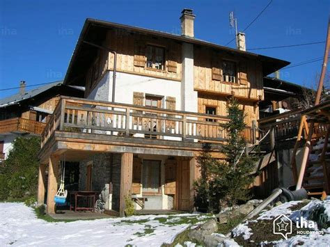 chalet for rent in gervais les bains iha 58944