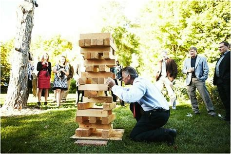 Wedding Games For Your Reception