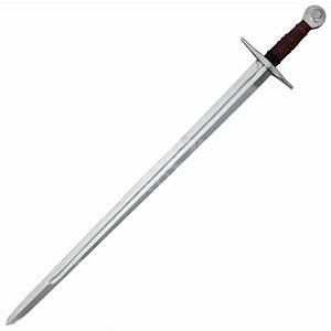 Cruciform Knights Sword - AH-6969 by Buying A Sword