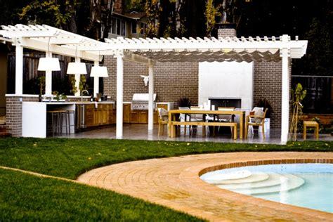 cuisine d été moderne 1001 idées d 39 aménagement d 39 une cuisine d 39 été extérieure