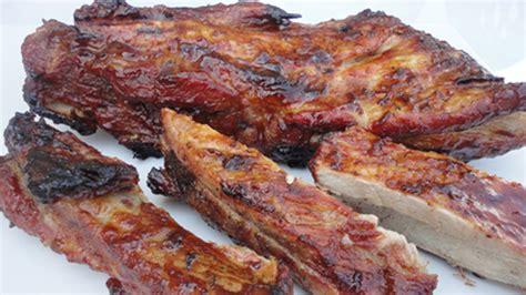 cuisiner des travers de porc travers de porc