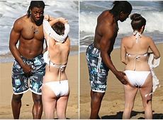 Photos RG3 Grabs His Wife Ass in Hawaii BlackSportsOnline