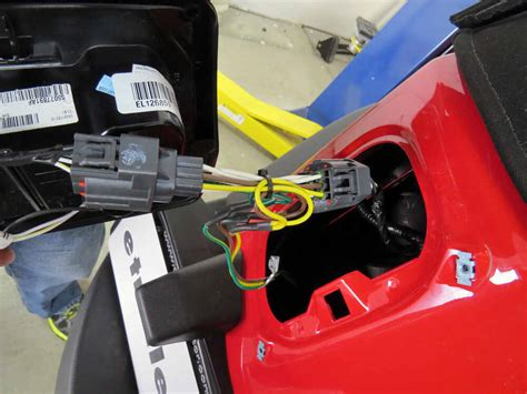 Curt Custom Fit Vehicle Wiring For Jeep Wrangler Unlimited