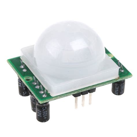 Interface Pir Sensor Arduino Motion Detector