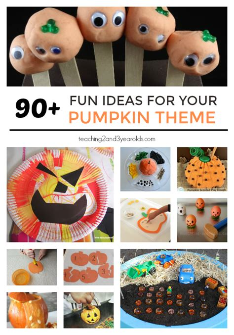 pumpkin crafts for preschool the ultimate guide to pumpkin theme activities 366